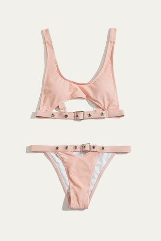 back_Maxine Eartha Pink Bikini