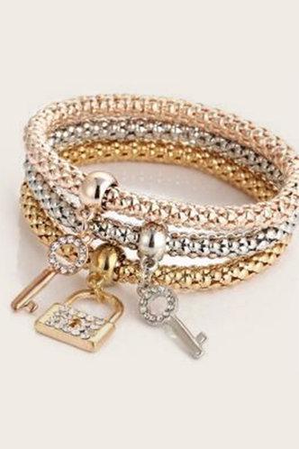 front_Multicolor Bracelets