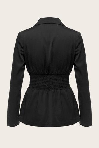 back_Bella Edith Black Outerwear