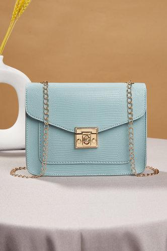 front_Tessa Erica Baby Blue Crossbody Bag