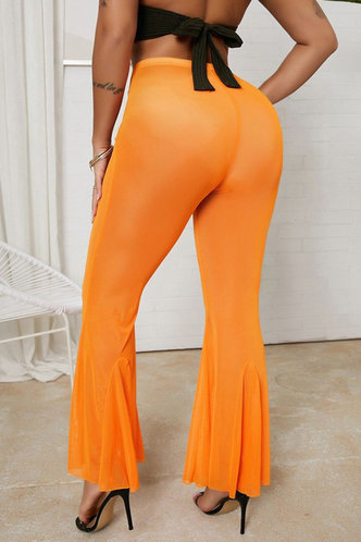 back_Alfy Esther Orange Pants
