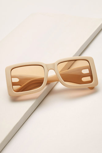 back_Beige Glasses & Eyewear accessories