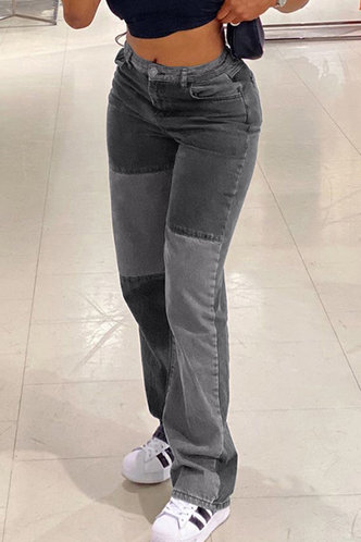 back_Camille Libret Wash Grey Jeans