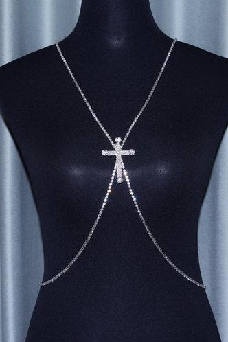 back_Faithe Kudril Silver Body Cahin