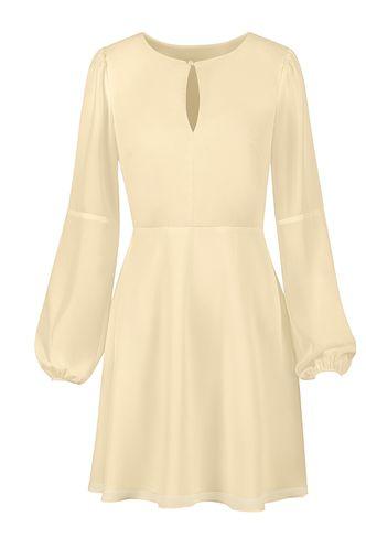 back_Test of Time {Color} Mini Dress