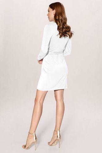 back_Timeless Glam {Color} Mini Dress