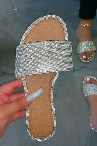 back_Angelou Elvira Khaki Slide Sandals