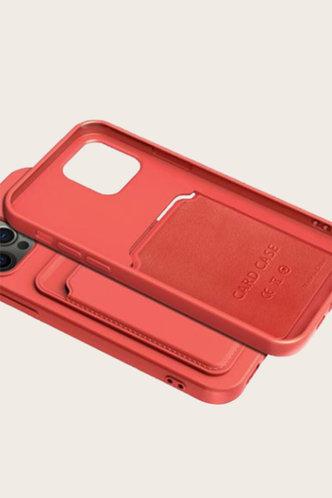 back_Solid Color Orange Cases