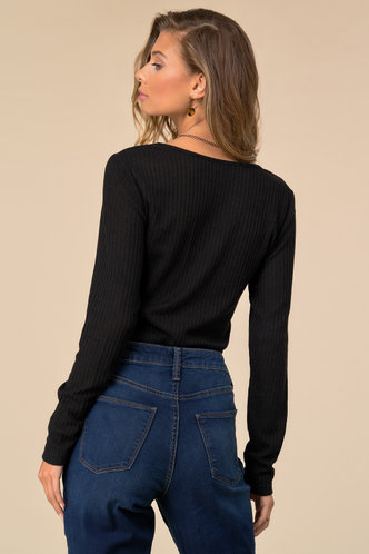 back_Back To Basics {color} Solid Tee