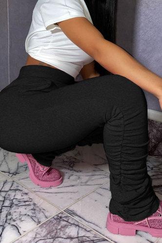 back_Gwenda Elizabeth Black Pants