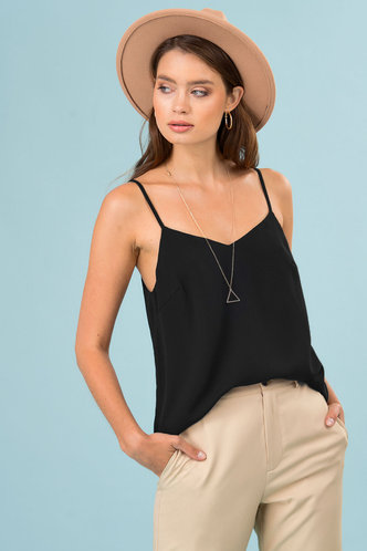 front_In Detail Black Top