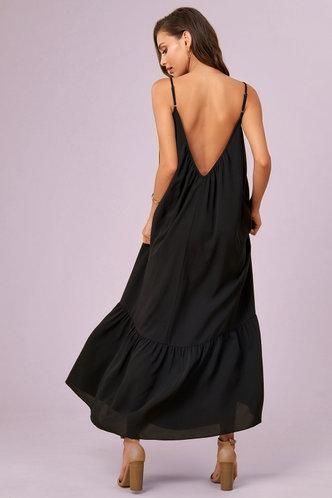 back_Cabana Black Maxi Dress