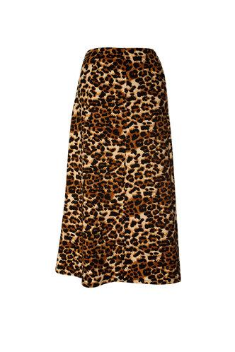 front_Leopard Love {color} Skirt