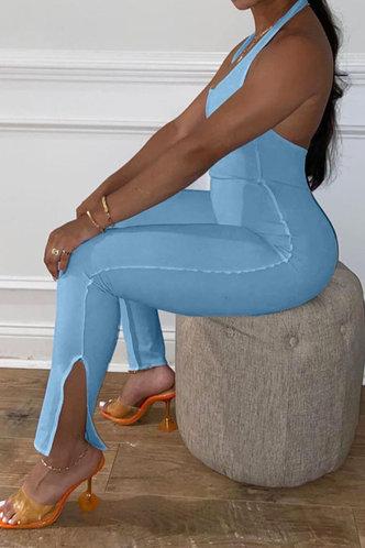 back_Barbie Elizabeth Light Blue Jumpsuit