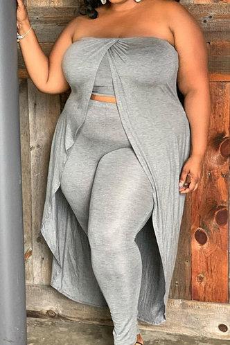 back_Lacey Evangeline Light Grey Plus Set
