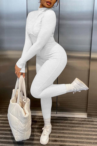 back_Karen Fesanan White Jumpsuit