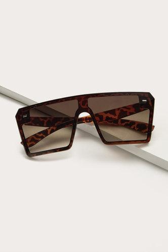 back_Sebastiane Ella Brown And Leopard Square Frame Sunglasses