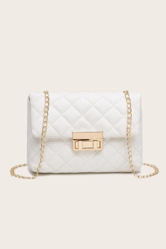 front_Thalia Erica White Crossbody Bag
