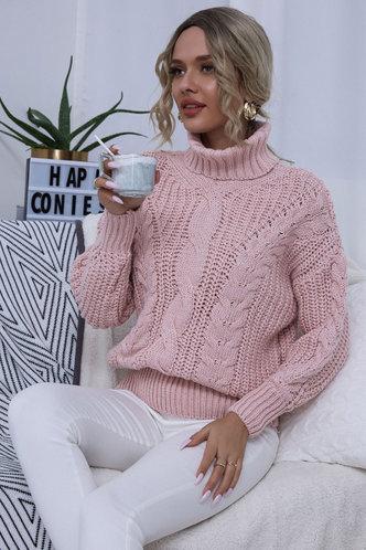 back_Glory Dusty Pink Sweater