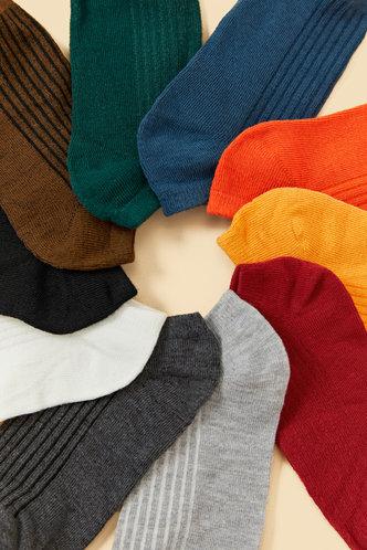 front_Almon Eden Multicolor Socks Random Color 8pairs