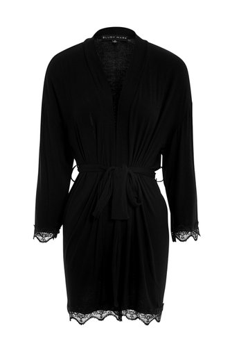 front_Better Off Black Robe