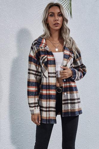 front_Theodosia Multicolor Shirt Jacket