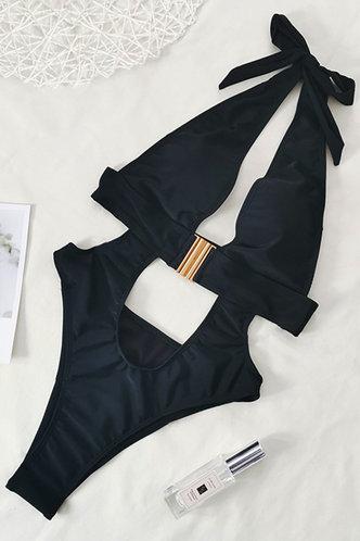 back_Martha Eden Black Bikini