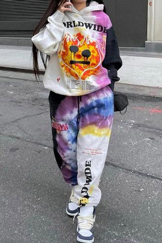 front_Claudette Evangeline Tie Dye Set