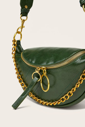 back_Lynne Elsie Emerald Green Crossbody Bag