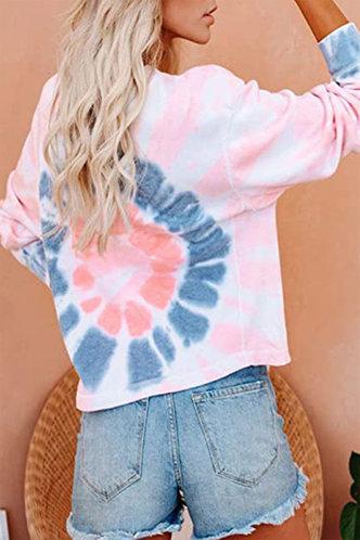back_Hillary Eileen Multicolor Sweatshirt