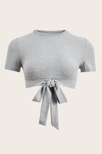 front_Patti Grey Top