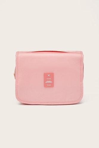 back_Gustave Jarum Pink Travel Storage Bag 1pc