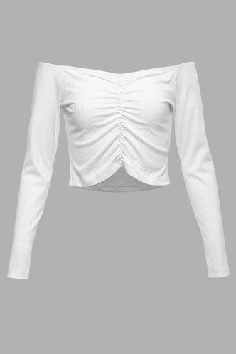 front_Janetta White Coat