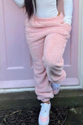 front_Eleanor Erin Pink Sweatpant
