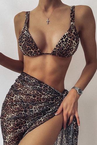 front_Feeling Sultry Multicolor Bikini