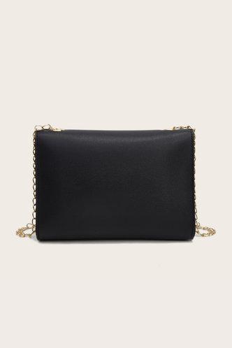 back_Thea Elva Black Crossbody Bag