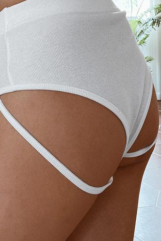 front_Zenobia Elaine White Panty