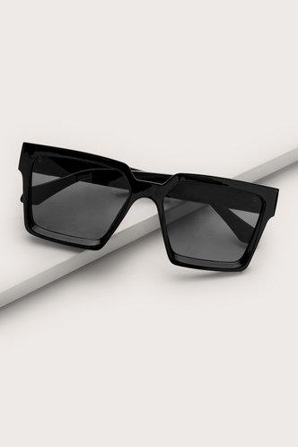 back_Sue Elsie Grey Acrylic Frame Glasses