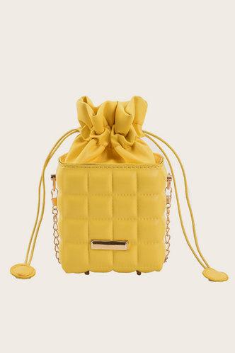 back_Cornelia Esther Yellow Crossbody Bag
