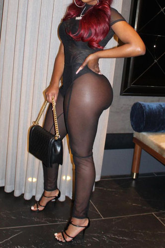back_Bertha Eleanore Black Set