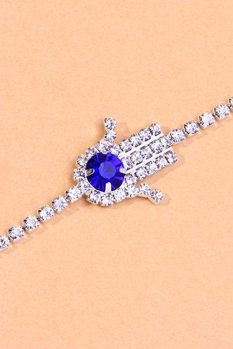 back_Faithe Glaving Silver Waist Chain