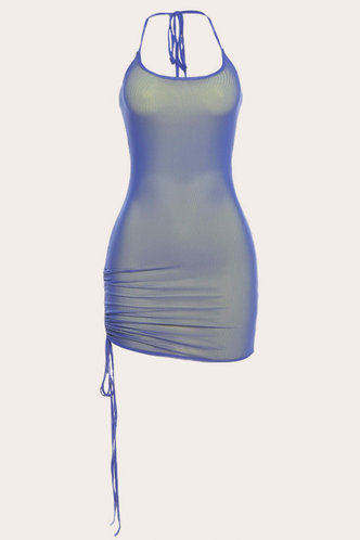 back_Yvette Eileen Blue Bodycon Dress