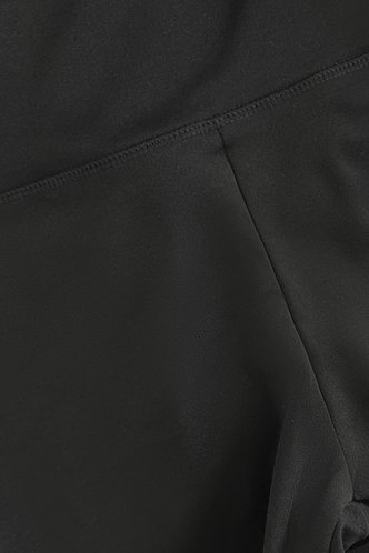back_Dione Eden Black Activewear Bottom