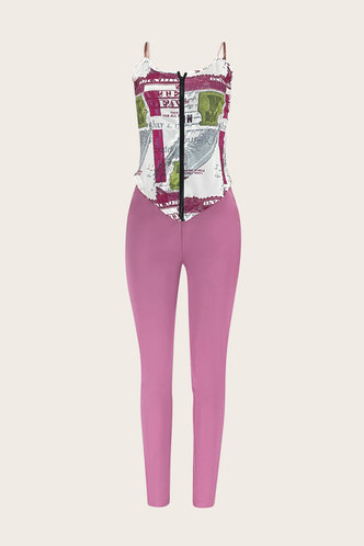 front_Maude Elsa Pink Multi Print Set