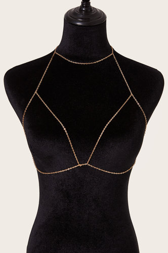 back_Marjory Enid Gold Body Chain