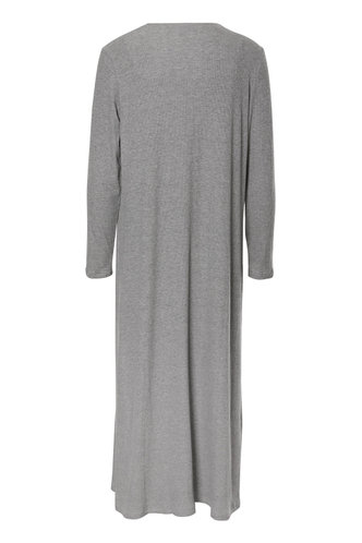 back_So Amazed Grey Robe Set