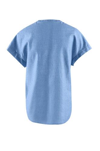 back_Quinta Denim Blue Shorts