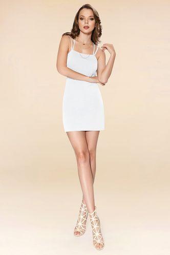 front_Your Days {Color} Mini Dress