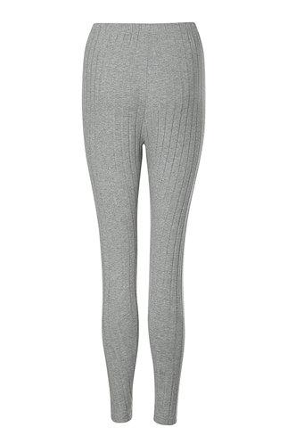 back_Miss Independent Grey Leggings
