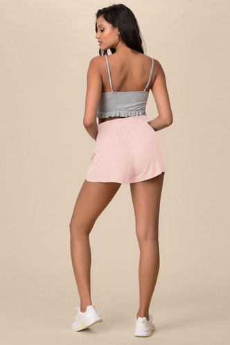 back_Poetic Love {Color} Shorts